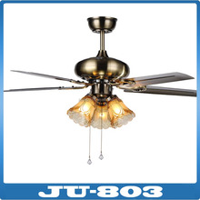 2015 new modern Vintage Style ceiling fan led light