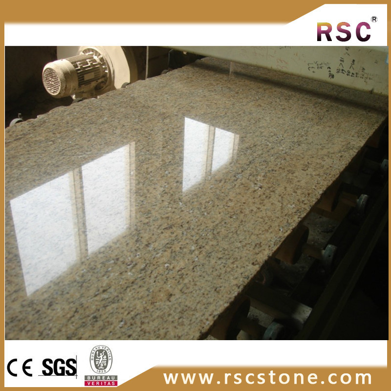 Lower price sand yellow color granite