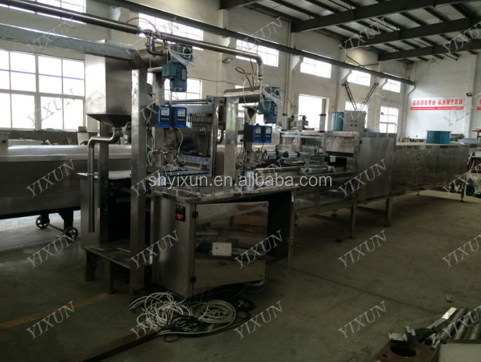 YX150 CE certificated lollipop candy making machine