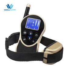 Clever product electrical pet accessories leader rechargeable dog shock collar 3 training modes