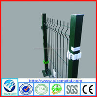 Good selling wire mesh fence / cheap powder coated wire mesh fence / used guarden fence for sale ( ISO9001 Certificated )