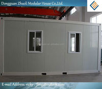 Help with the cheap prefabricated container steel frame housewith a realistic price and budget