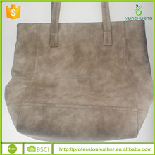 High Quality Plain Tote Large Handbags, Large Shopping Bag