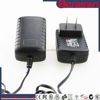 5V 1A ac dc adapter with GS BS SAA CCC Certification,AC/DC Power adapter charger for CCTV camera