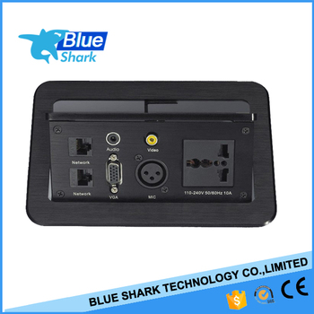 pop up USB charging power hub socket