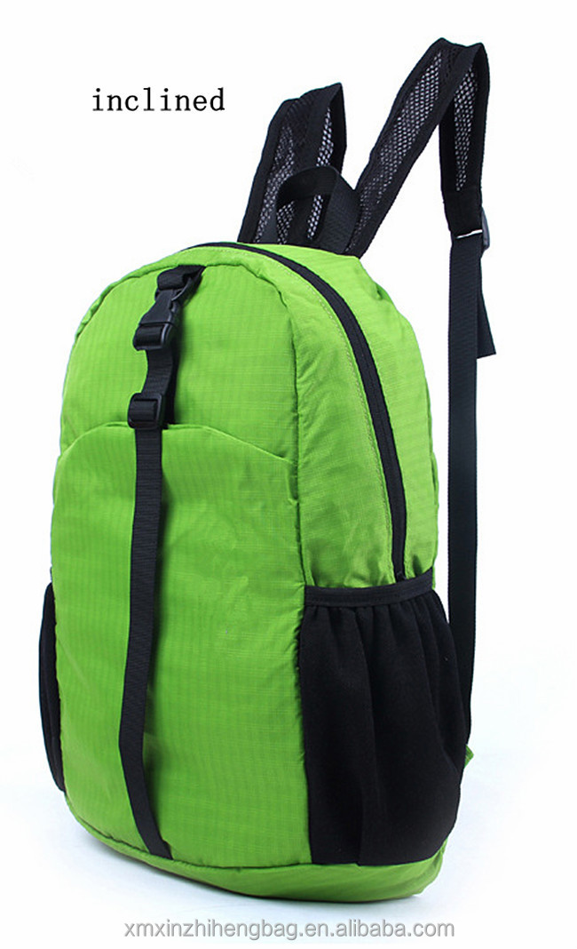 The popular good quality and protable hiking bag