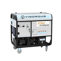 Compact in Structure Electric Start Gas Single Phase Inverter Generator 5000 Watt