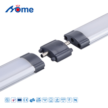 Point touch and wide voltage aluminum housing led light bar
