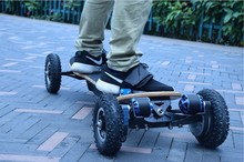 EcoRider Electric Longboard Boosted Dual Beachwheel Hoverboard Electric Skateboard1000W