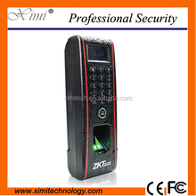 TF1700 TCP/IP fingerprint access control and time attendance optional ID or IC card