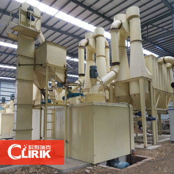 Reputable Industrial Activated Carbon Manufacturing Equipment Grinding Plant for sale