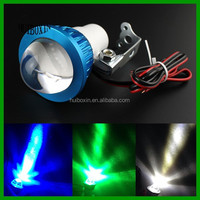 Fish Eye Lens Style LED Spot Light Driving Fog Headlight fit For BMW Motorcycle