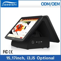 Restaurant 15'' Touch Screen POS System Monitor with POS Software