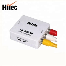 165 program HDMI2AV HDMI TO AV/rca HD Converter HDMI to AV 1080P