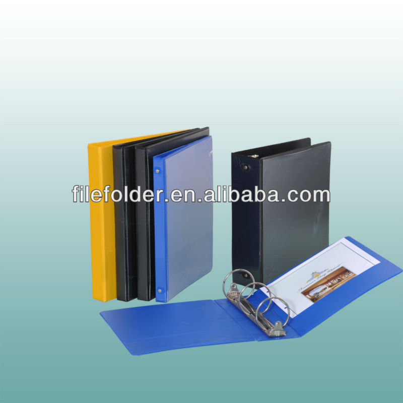 2015 Colorful plastic Conference folder