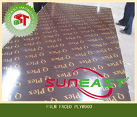 imprinted concrete plywood,printed film faced plywood board
