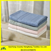 China Cheap Wholesale 100 Bamboo Fiber Towels Bath Towels
