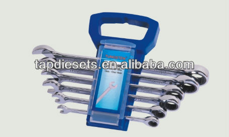 Chrome Vanadium compund wrench