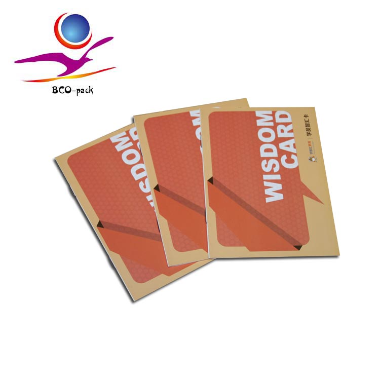 High quality colorful small booklet printing