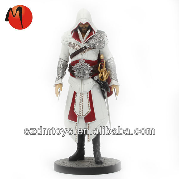 Hot toys wholesale Assassin creed 1/6th Scale Collectible action figures