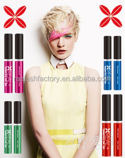 Most Popular temporary Hair Dye Colors For Crazy Party colorful hair