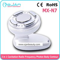 Portable Ultrasonic Body Slimming Massage Machine Cavitation Fat Removal Photon Radio Frequency RF therapy for Weight Lose