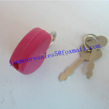 Promotion mini plastic padlock For Wedding Gift Valentine's Day Lock