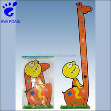 New hot selling eva foam growth chart height ruler