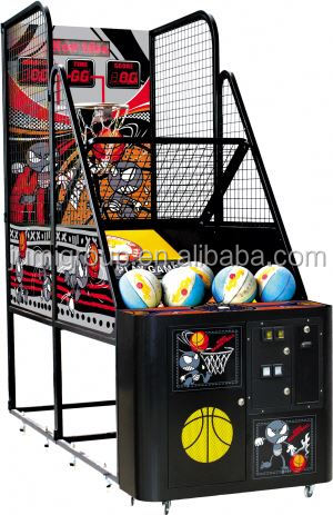15years experience for arcade basketball game machine 3 in 1