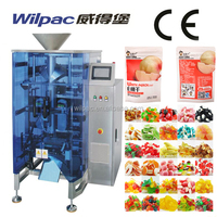 Sweet Candy Weighing Manual Mixing Snack Food Packaging Machine