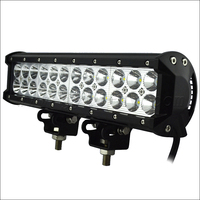 "OFF ROAD 12"" 72W DYNAMIC LED LIGHT BAR ULTRA BRIGHT RUGGED EXTREME 12V LED LIGHT BAR"