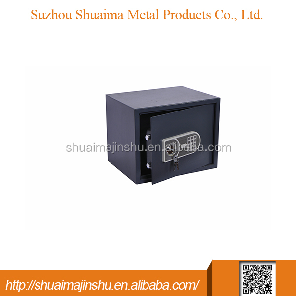 newly design electronic steel safe box time lock
