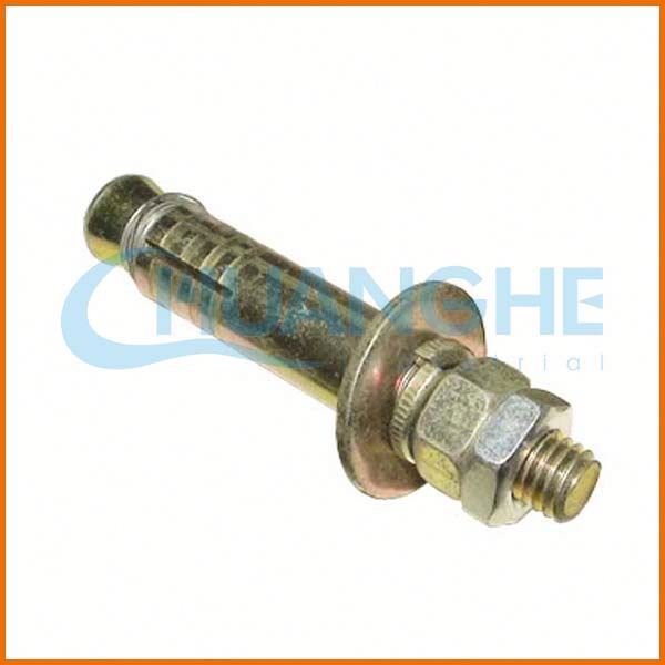 China supplier hot sales m24 high strength l railway anchor bolts