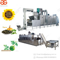 Automatic Cocoa Bean Roasting And Drying Machine Sunflower Seeds Roasting Machine