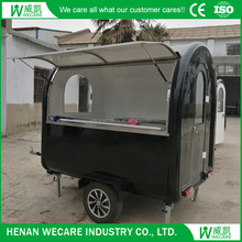 Smart design ice cream trucks mobile food cart
