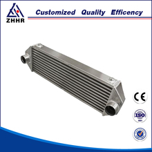 Hot Selling OEM Custom Made Aluminum Plate & Bar Fin Universal Turbo Intercooler
