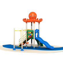 New design and customized size children outdoor playground for fun