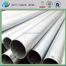 Greenhouse used asian chinese tube / stainless steel tube