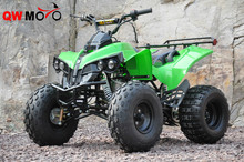 Hot selling Green125cc quad bike ATV 4 wheeler with CE Approved