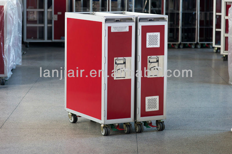 Atlas Aviation Meal Trolley / Aircraft Meal Cart / Airplane cart
