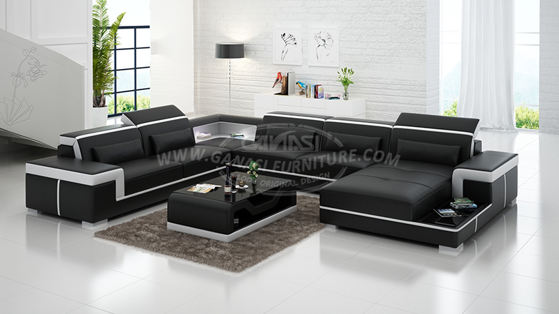 Foshan china corner sofa design new sofa design luxury for Variant of luxurious chinese sofa designs