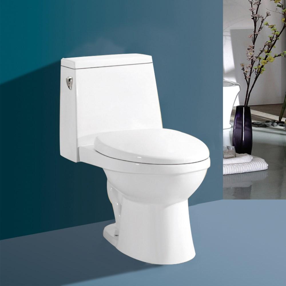 Modern Style Ceramic Bathroom Sanitary Ware Wc Two Piece Toilet ...