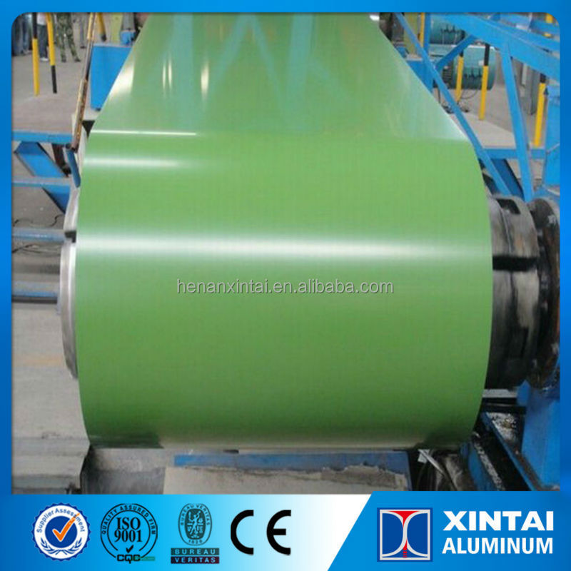 A3105 pre- Coating & painting Aluminum coil for ceiling and Roofing sheet