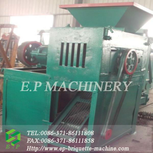 hot sales iron waste powder briquette machine with reliable performance