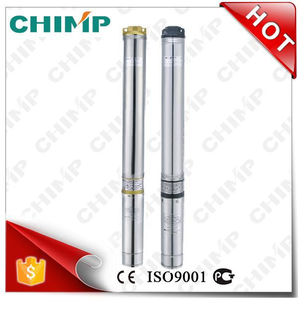 "CHIMP 100QJ(D)2 3.0HP 4"" High performance Submersible Stainless steel Centrifugal Deep Well Water Pumps"