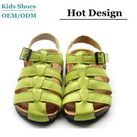 factory price china shoes professional custom superior leather sandals and sleepers