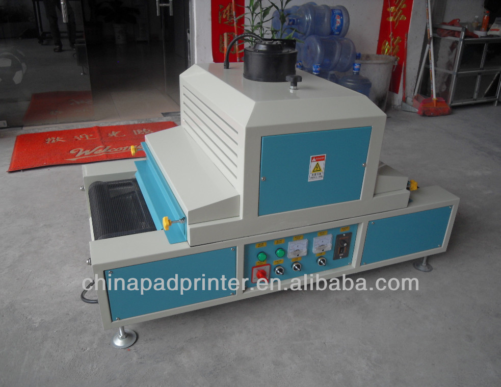 uv curing machine plastic metal ceramic silicone glass wood process products after ink printing adhesive paint curing
