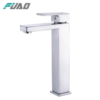 FUAO The most popular Single Handle Brass bidet faucet