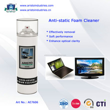 Anti-static Foam cleaner cleaning solution for multi-purpose