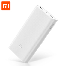Mi High Capacity! Fast Charge! 20000mAh Intelligently Dual USB Output Universal Mobile Power Bank (perfect carry-on for flights)